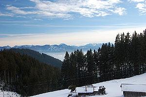 Ausblick auf dem Blomberg