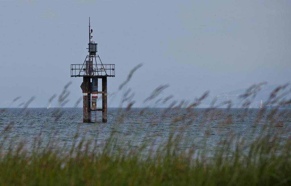 Leuchtturm beim Freibad Horn